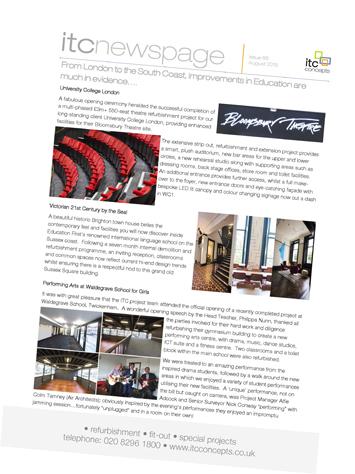 August 2015 NewsPage