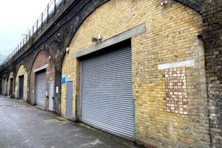 Better Bankside Arch restoration pre-works