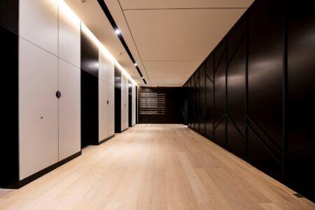 5 Fleet Place Lift Lobby
