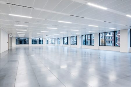 5 Fleet Place office and work space