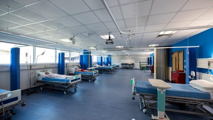 Aylesbury Vale Nursing Facilities & Cafe, Bucks New University