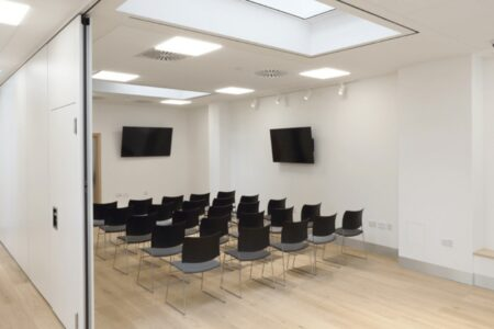 Lecture and teaching space