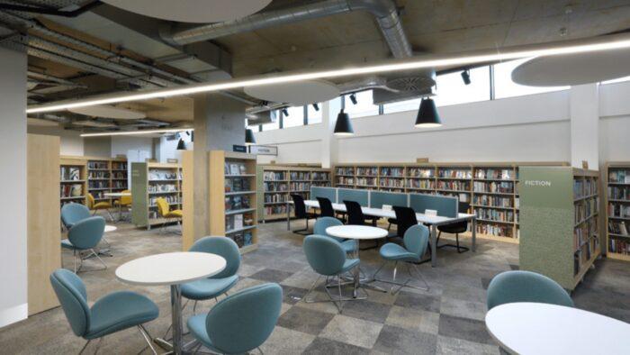Harrow Council, Central Library