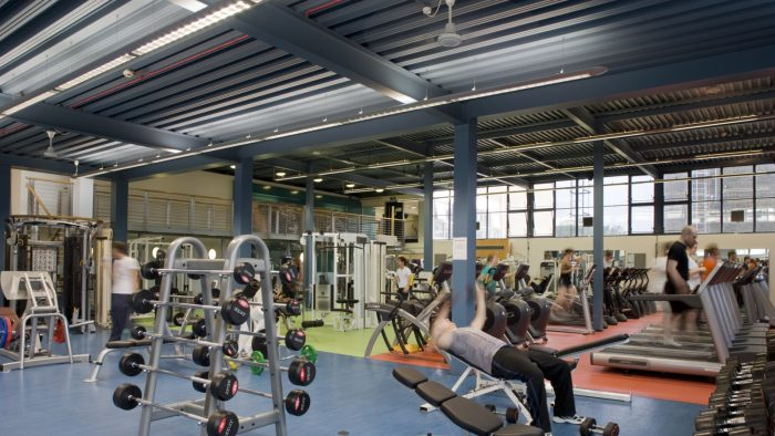 Bloomsbury Fitness Centre, University College London