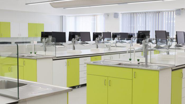 STEM teaching labs, Kingston University