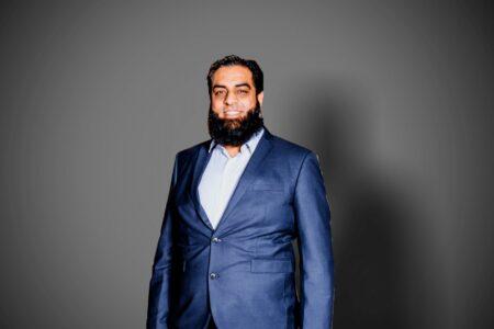 Qaiser Rashid, Senior Surveyor