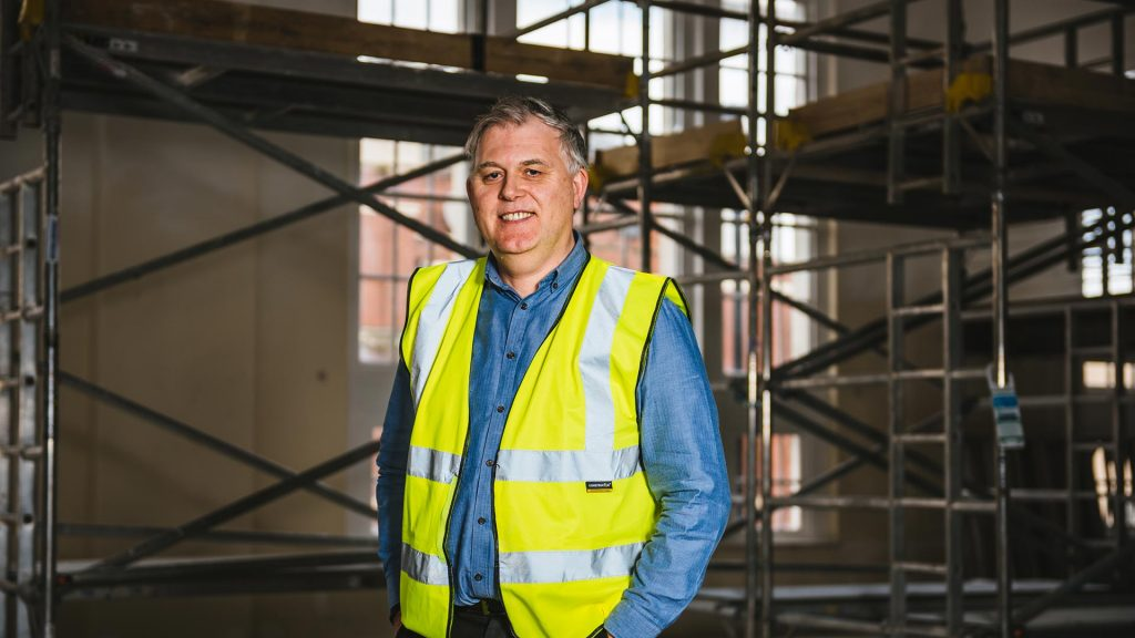 ITC Fit-Out are focussed on delivering great work
