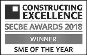 Constructing Excellence SECBE Awards 2018