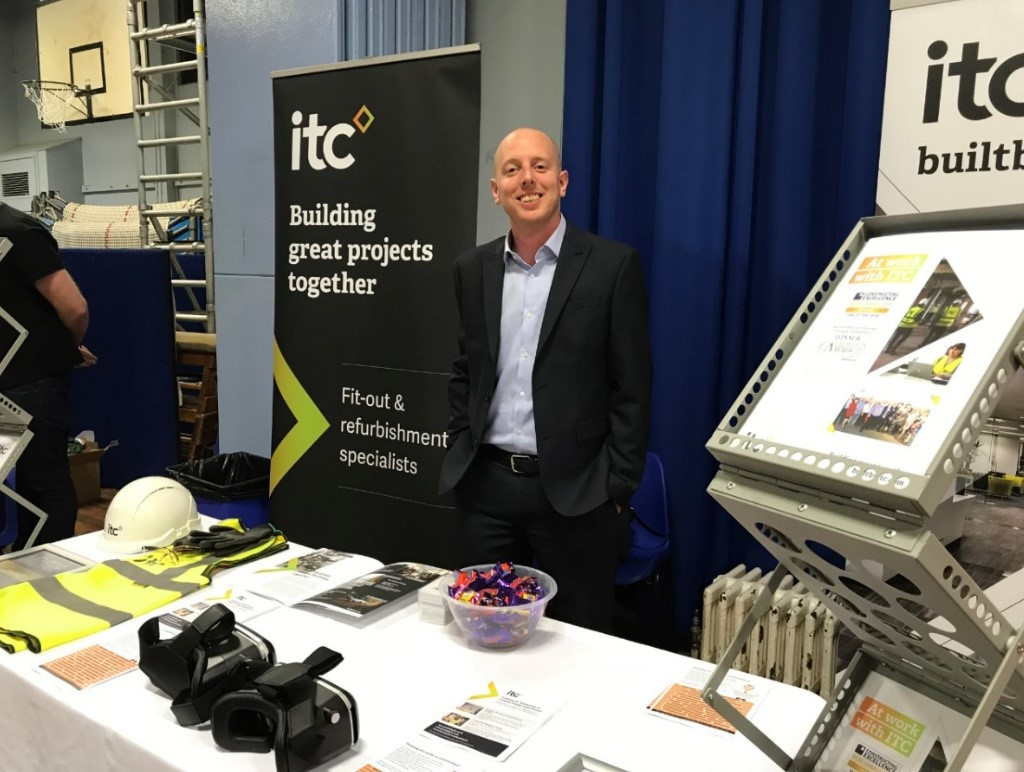 ITC at jobs fair
