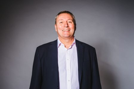 Martin Paul, Finance Director