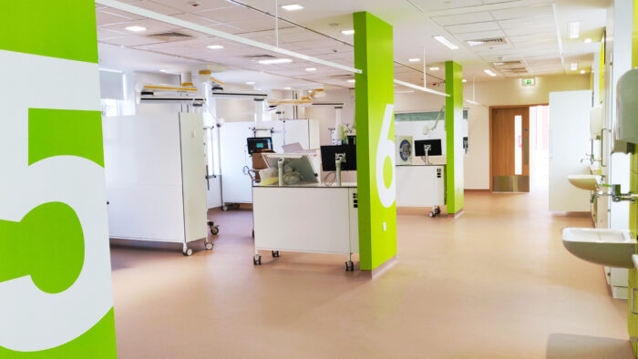 Epsom & St. Helier University Hospitals NHS Trust, St Helier Hospital C2 Ward